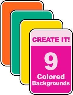 Custom Colored Sign
