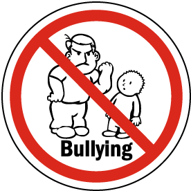 safetysign search NFPA Label 4 no bullying label