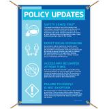 Policy Updates Banner