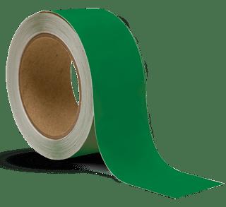 Green Vinyl Floor Marking Tape