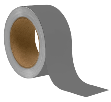 Grey Vinyl Floor Tape