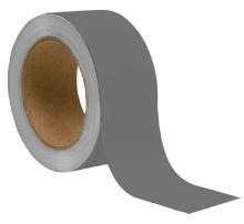 Grey Vinyl Floor Tape