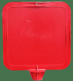 Lock-In Label Frame