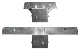 Square Post Sign Bracket