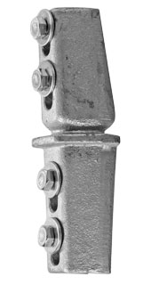 SNAP'n SAFE U-Channel Post Breakaway Coupler
