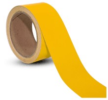 Yellow Reflective Floor Marking Tape