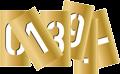 Brass Interlocking Stencils - Numbers