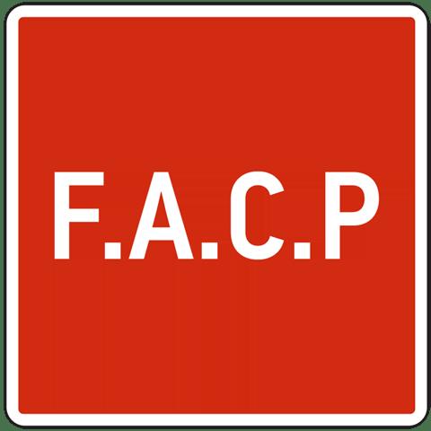 F.A.C.P Sign
