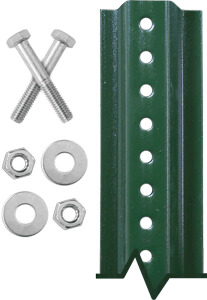 U-Channel Post with Bolt Set