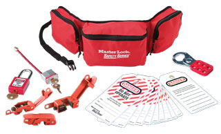 Electrical Lockout Pouch Kit