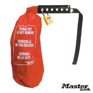 Oversize Plug and Hoist Lockout Bag