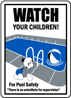 Watch Your Children Sign