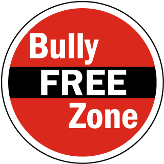 Bully Free Zone Label