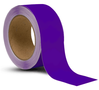 Purple Vinyl Tape