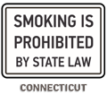 Connecticut Smoking is Prohibited By State Law