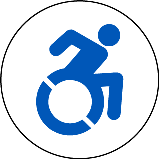 New Accessible Symbol