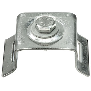 Stainless Steel Flared Leg Brackets