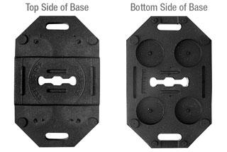 Replacement 28lb. Portable Rubber Base