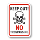 Funny No Trespassing Signs for Your Property