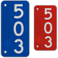 Custom House Number Signs with Tons of Options