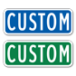 Metal Street Signs with Tons of Options