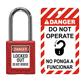 Huge Variety of Lockout Tagout Products