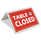 Mark Tables Closed