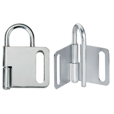 Master Lock Heavy Duty Lockout Hasp 418 C3505