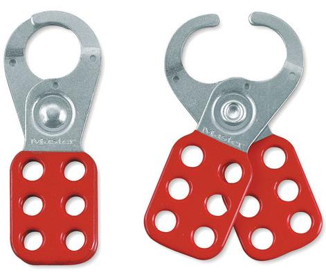 Master Lock Steel Lockout Hasp 420 C3502