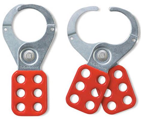 Master Lock Lock Steel Lockout Hasp 421 C3503