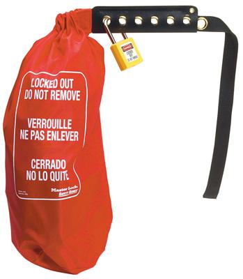 Master Lock Oversize Plug and Hoist Lockout Bag 453L C3108