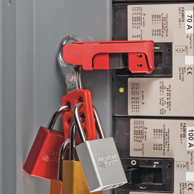 Circuit Breaker Lockout 491B