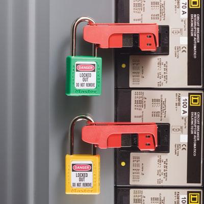 Circuit Breaker Lockout 491B Application