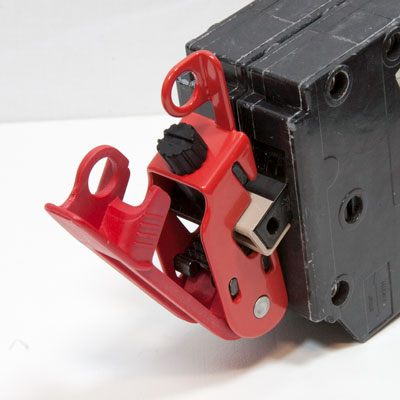 120 and 240 Volt Circuit Breaker Lockout C3101