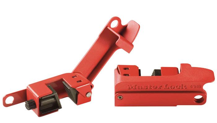 Master Lock Circuit Breaker Lockout 491B C3100