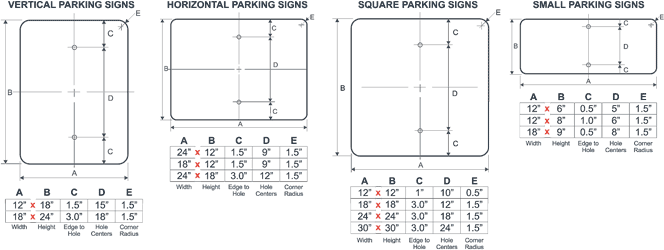 Parking Sign Configuration