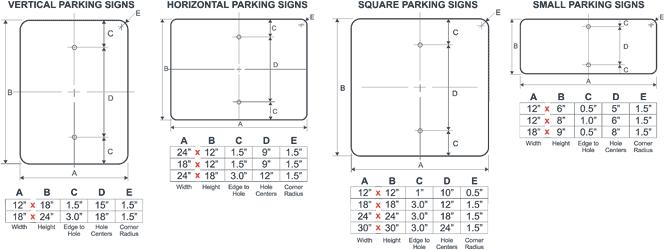 Parking Sign Configuration
