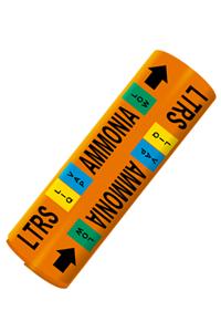 Illust. of Ammonia System 1 Wrap Around