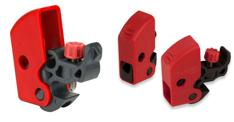 Master Lock Universal Miniature Circuit Breaker Lockout S2394 C3103