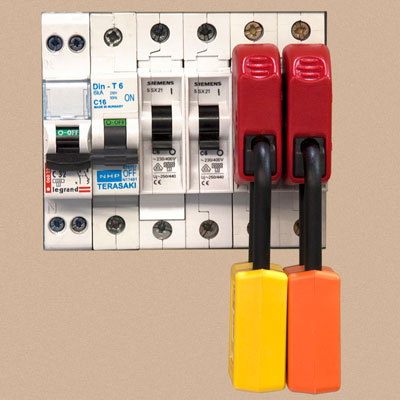 Universal Miniature Circuit Breaker Lockout S2394