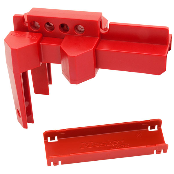 Master Lock Adjustable Ball Valve Lockout S3081 C3202