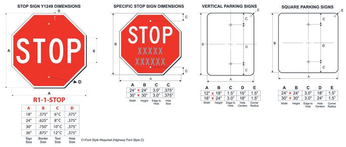Stop Signs Configuration