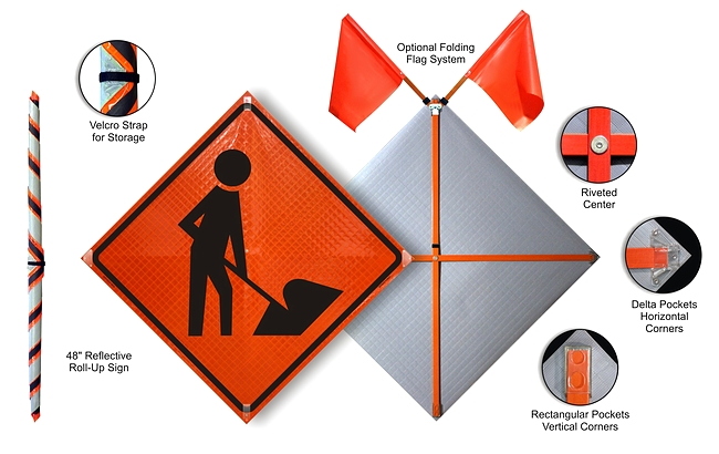 Road Work Ahead Sign X4578 By Safetysign Com