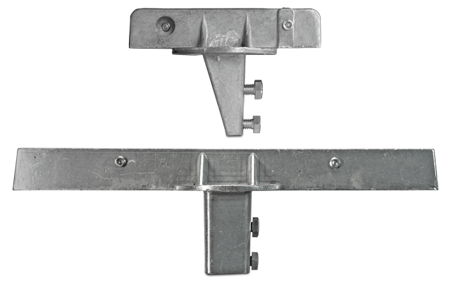 180 Degree U-Channel Post Bracket