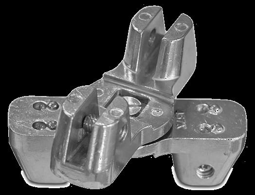 2-Way Adjustable Cross Piece Bracket