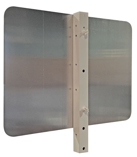 Phoenix Sign Stand with 24 x 18 inches sign
