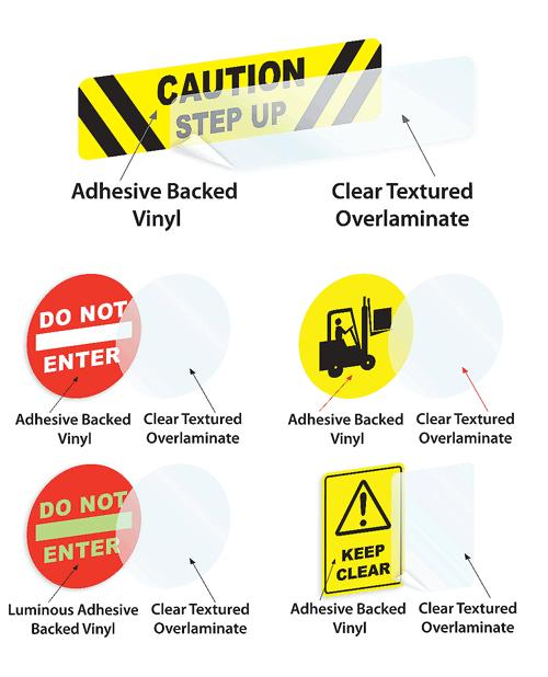 Anti-Slip Floor Markers