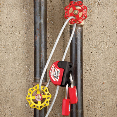Cable Lockout Application S506CBL3