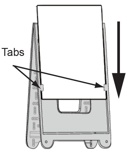 Lightweight Econo Frame Assembly Step 1