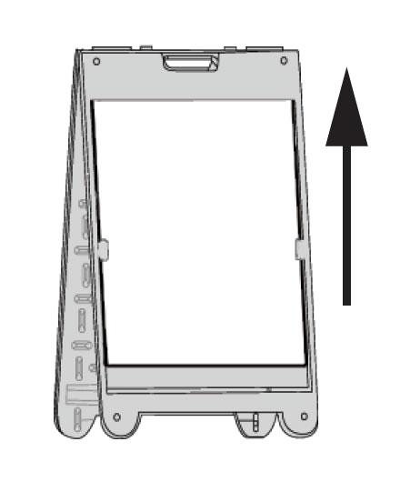 Lightweight Econo Frame Assembly Step 3